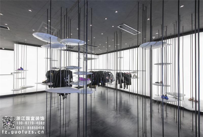 杭州服装店装修